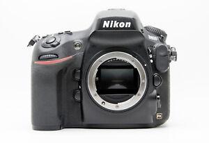 FOTOCAMERA NIKON D800 COME NUOVA CON GARANZIA NITAL ITALIA DI 24 MESI REFLEX