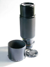 Original Minolta MD  ZOOM 1:5,6 / 100-300 mm Macro mit Minolta MD Bajonett