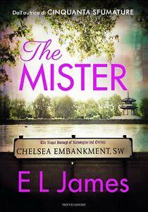 E.L. JAMES - The mister (usato)