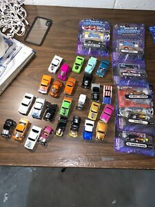 32 New Condition muscle machines 1 64 lot Mopar Diecast Camaro Chevy Ford
