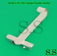 DENTAL X-RAY FILM HANGER DOUBLE SIDE CLIP FOR X-RAY FILM