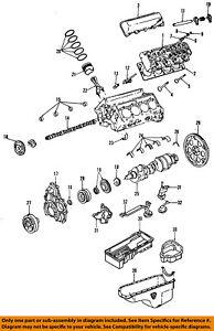 GM OEM-Engine Piston Ring 97386951