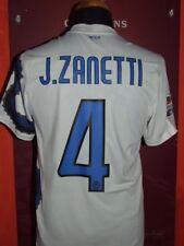J.ZANETTI INTER 2010/2011 MAGLIA SHIRT CALCIO FOOTBALL MAILLOT JERSEY SOCCER