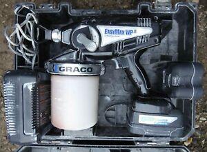 Graco Easymax WP II Cordless Airless Sprayer