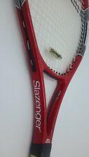"Slazenger Quad Flex JR Tennis Racquet 26"" long Graphite Aluminum Youth Red"