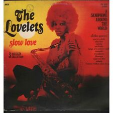 The Lovelets ‎Lp Vinile Slow Love - Raccolta 3 Collection / Joker SM 3470 Nuovo
