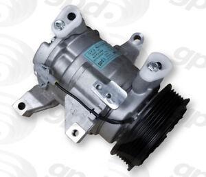 A/C  Compressor And Clutch- New   Global Parts Distributors   6513349