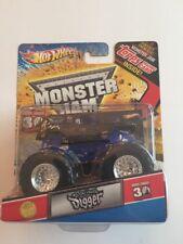 2012 Hot Wheels Monster Jam Black Son-Uva Digger Die Cast 1:64,MISP (B47)