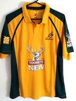 Wallabies Tooheys New Kooga   Jersey Size Large Authentic Official brand New
