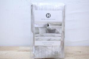 Hotel Collection STANDARD Pillow Sham Iridescence GREY A11017