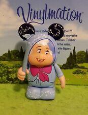 "Disney Vinylmation Park 3"" Set 1 Cinderella Fairy Godmother with Wand"