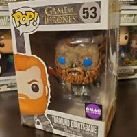 Funko pop game of thrones tormund giantsbane exclusive figure juego de tronos