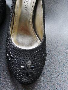 Black Party Shoes 6 (39)