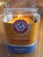 NEW Arm & Hammer Eureka DCF-21 Odor Eliminating Vacuum Filter 64221D Odor free
