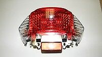 Chinese scooter 50cc QMB139 Tail Light Assembly ATM50A1A Duster