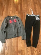 Lots of 2 Womens Comfy Outfits, Size S, Pre-owned