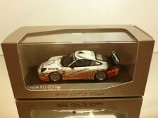 MINICHAMPS PORSCHE 911 GT3 CUP - MICHELIN SPA 2004 -ICKX 1:43 - EXCELLENT IN BOX