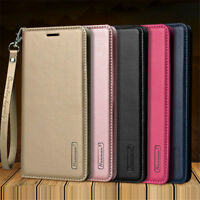 For Sony Xperia XZ Premium Card Flip Stand Case Cover Leather Magnetic Wallet