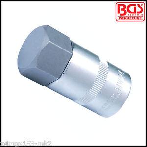 BGS - 24 mm Allen Key, Internal Hex x 55 mm Long - 1/2 Drive - 5184-H24
