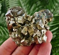 Amazing Pyrite from 9th September Mine, Bulgaria , Madan, Bulgaria, Crystal
