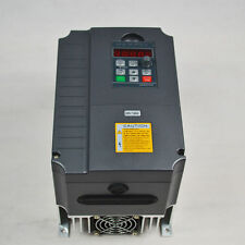 UPDATE VFD VARIABLE FREQUENCY DRIVE INVERTER 7.5KW 220V 34A 10HP