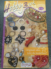 MANUALE DECOUPAGE HOBBY BOOK SPECIALE GIOIELLI PASTA OPLA'  N.26  by STAMPERIA