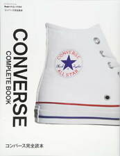 Converse Complete book detail history photo All Star museum guide vintage