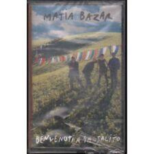 Matia Bazar MC7 Benvenuti A Sausalito Nuova Sigillata 0731453750944