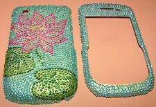 Full Bling snap together hard shell case BlackBerry Curve 8520 8530 9300 9330