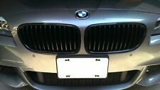 Front Kidney Grille Grill Glossy Black For BMW F10,F11, 2010-2014