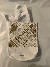 Lululemon Small Reusable Shopping Bag- White