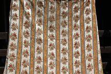 Magnifique portière rideau en velours de Gênes, ancien, très bon état 130 x H220