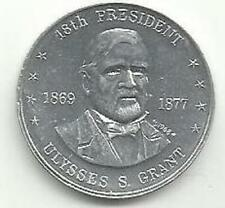 Shell's Mr. President Coin Game – Ulysses S. Grant