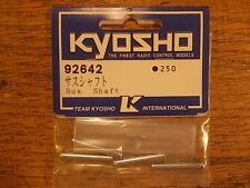 92642 Suspension Shaft Set - Kyosho Pure Ten Spider GP-10 Nostalgic TF-2