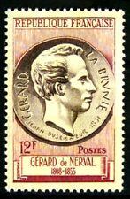 France 1955 Gérard Labrunie dir de Nerval Yvert n° 1043 neuf ** MNH
