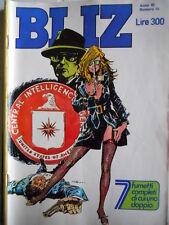 BLIZ n°10 1979 - Milk & Coffee - Warren Beatty - Steve Joker  [G254]