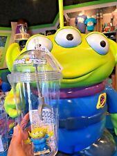 Disney Parks Pixar Fest Toy Story Little Green Men Claw Light Up Cup Tumbler Mug