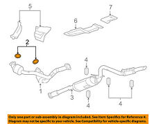 GM OEM Exhaust-Catalytic Converter & Pipe Seal 15035747