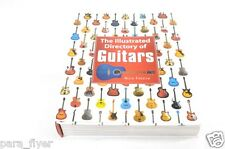 The Illustrated Directory of Guitars Nick Freeth 752 Pgs Full Color 365+ Guitars
