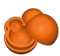 BB-8 Silikon Backform Muffin Eiswürfel 3D Form BB 8 zum backen silicone cake