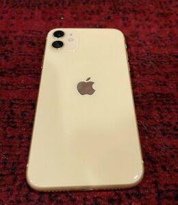 Apple iPhone 11 - 64GB Yellow (Unlocked) EXCELLENT CONDITIONVerizon