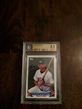 1993 Topps Traded #19T Todd Helton BGS  9.5 Gem Mint.