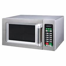 Winco Emw-1000St Spectrum Commercial 1000w Microwave w/ Touch Screen