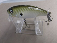 Lurehoor's Custom Painted Buzzjet Jr.Replica,Tail Spinner,Gizzard Shad