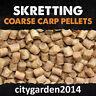Skrettings Coarse Fishing Slow Pellets Carp Baits Various Sizes