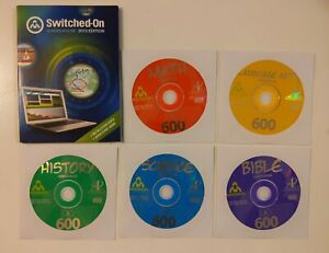 Switched on Schoolhouse 6th Grade Set!