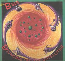 The B-52's Bouncing Off The Satellites Vinyl Record Album EX Vinyl