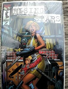 Rising Stars #7 Chrome Cover limited 2000.Top Cow.