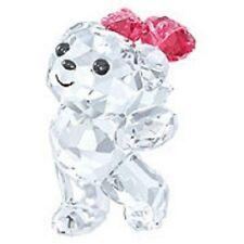 "Swarovski Crystal-Kris Bear-""Say it With Roses""---Brand New Complete with Box"