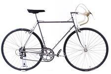 USED Vintage Vitus 979 52cm Aluminum Road Bike 6 speed Shimano 600 Silver